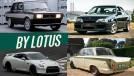 Os melhores carros feitos pela Lotus… que não são da Lotus