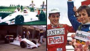A história do taxista que correu contra Ayrton Senna, Martin Brundle e Damon Hill