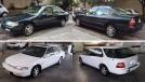Perua ou sedã? Esta dupla de Honda Accord dos anos 90 está à venda