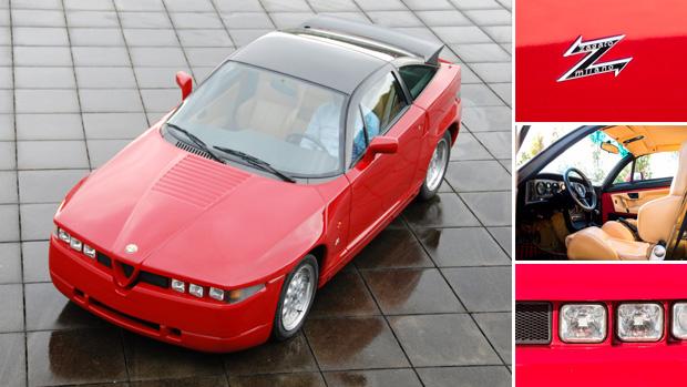 Sprint Zagato: a história do último Alfa Romeo à moda antiga