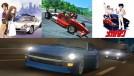 Nove animes de carro que você precisa assistir (que não são Initial D)
