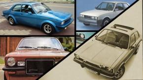 As versões especiais do Chevrolet Chevette no Brasil