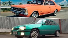 Mais algumas cores marcantes dos automóveis brasileiros: anos 70, anos 90 e as sugestões dos leitores