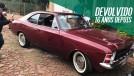 Este Chevrolet Opala Chateau foi roubado há 16 anos e agora foi devolvido a seu dono