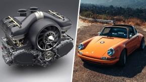 9.000 rpm e 500 cv no mais novo aircooled flat-6 da… Williams!?