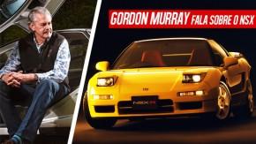Honda NSX: um carro que guardo no coração – por Gordon Murray