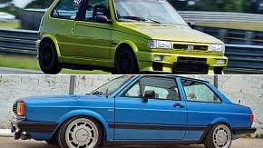 As cores mais marcantes dos carros brasileiros, parte 1: Volkswagen e Fiat