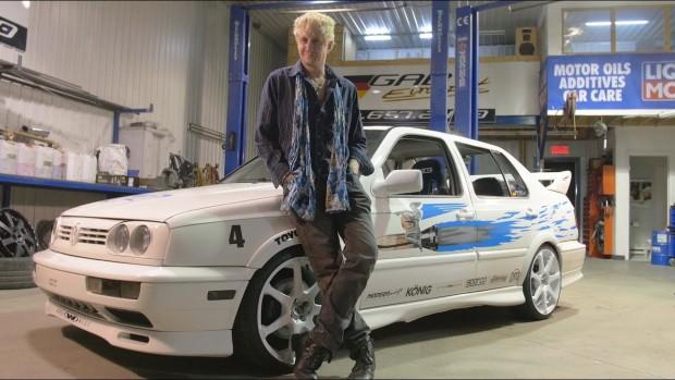 """Jesse e seu Volkswagen Jetta de """"Velozes e Furiosos"""" se reencontram quinze anos depois"""