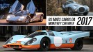 Os carros mais caros leiloados na Monterey Car Week 2017