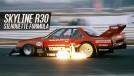 Silhouette Formula: o Nissan Skyline que arrepiou nas pistas antes do Godzilla
