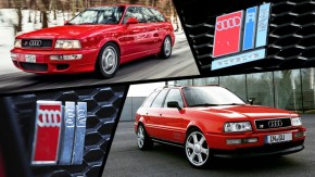 Audi RS2 vs. Audi S2 Avant: quais as diferenças (e semelhanças) entre estas duas peruas esportivas?