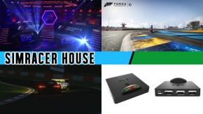O Primeiro Campeonato Mundial de F1 Virtual da FIA, as pistas do Forza Motorsport 7, Gran Turismo Sport à noite e mais!