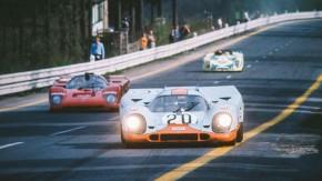 Os melhores momentos da Porsche em Le Mans
