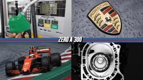 Gasolina volta a subir (mais uma vez), Porsche interessada na F1, Mazda está desenvolvendo híbrido com motor Wankel e mais!