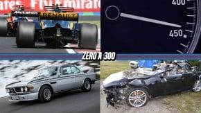 McLaren irá usar motores Renault, BMW voltará a fazer modelos CSL, Bugatti Chiron pode ter chegado aos 440 km/h e mais!