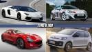Lamborghini Aventador Performante em testes, TVR quer vencer Le Mans, Volkswagen Up pode sair de linha e mais!