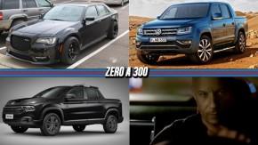 Chrysler 300C terá versão Hellcat, VW condenada a pagar mais de R$ 1 bilhão em indenizações no Brasil, Fiat Toro ganha versão Blackjack e mais!