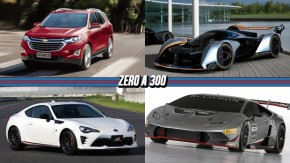 Chevrolet Equinox já está a vendano Brasil, Toyota apresenta sua nova divisão esportiva, Lamborghini Huracán terá versão Squadra Corse (?) e mais!