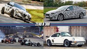 Alfa Romeo Stelvio é o novo SUV mais rápido em Nürburgring, BMW Série 2 terá versão sedã, carros da F1 estão até 30 km/h mais rápidos em curvas e mais!