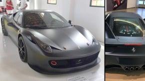 Esta Ferrari 458 é um protótipo V12 da La Ferrari – e foi vendida a um colecionador!