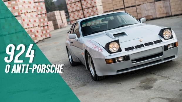 A história do 924, o primeiro Porsche com motor dianteiro – e arrefecido a água