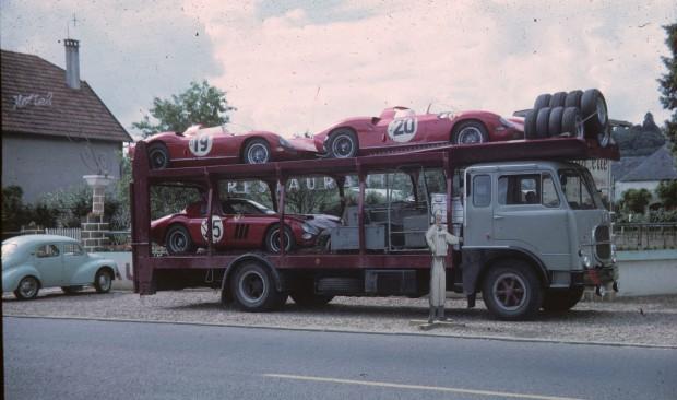 Ferrari 275 P Le Mans 1964 © Bernard Beaumesnil