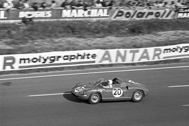 Ferrari 275 P Le Mans 1964 © The Cahier Archive