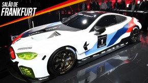 BMW M8 chega em versão de corrida e pronto para Le Mans