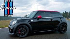 Mini JCW de 300 cv: as novidades do Project Cars #246