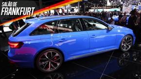 RS2 Feelings: nova Audi RS4 Avant V6 traz de volta parceria com a Porsche