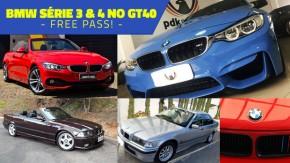 Semana BMW Série 3 e 4: todos os modelos da família anunciam na faixa até a próxima terça – veja o que já temos por lá
