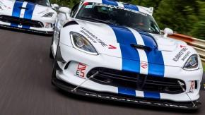 O que o Dodge Viper ACR nos ensinou com seus 7 minutos em Nürburgring?