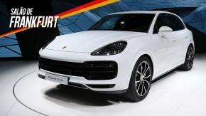 """Novo Cayenne ficou mais leve, mais potente e """"mais Porsche"""""""