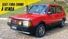 Seat Fura Crono: um raro Fiat 147 espanhol com tempero de hot hatch e à venda no Brasil