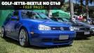 Semana Família Golf no GT40: Jetta, Bora, New Beetle & cia anunciam sem custos até 12/9! Veja o que já temos