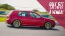 Este Golf GTI Mk4 teve seu motor 1.8 turbo preparado para render 340 cv – e está à venda