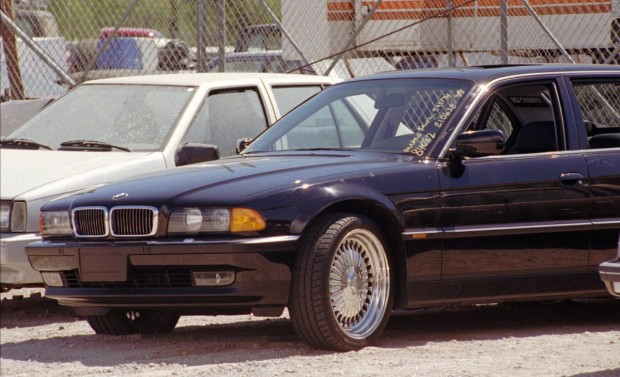 here-you-see-the-black-bmw-at-a-las-vegas-impound-lot-in-1996