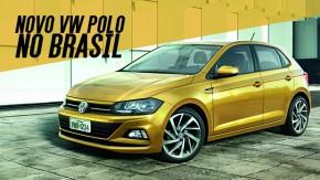 Novo Polo 2018 chega com plataforma do Golf, motores turbo e preço competitivo – confira tudo sobre ele