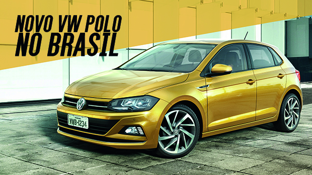 0b8dfaa67e Novo Polo 2018 chega com plataforma do Golf