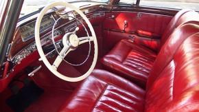 Perfume de carro antigo.