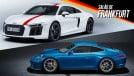 Porsche 911 GT3 Touring Pack e Audi R8 RWS: os supercarros puristas estão de volta?