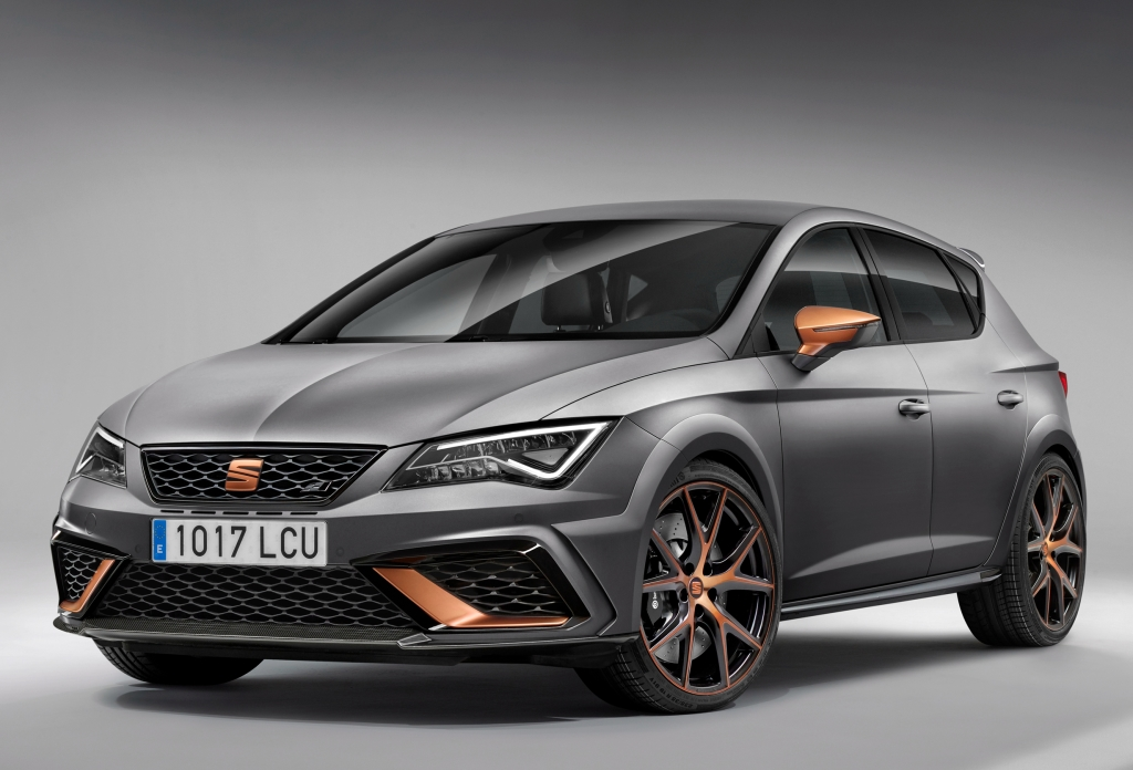 renault m gane rs e seat le n cupra os hot hatches marcam presen a em frankfurt flatout. Black Bedroom Furniture Sets. Home Design Ideas