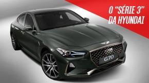 Genesis G70: a arma da Hyundai em sua declaração de guerra aos sedãs alemães