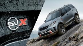 Land Rover Discovery SVX: um off-roader extremo com motor V8 supercharged de 525 cv