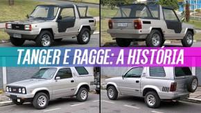 Tanger e Ragge: os divertidos fora-de-série cariocas dos anos 80