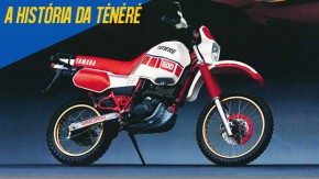 Yamaha Ténéré: a história da moto que saiu do deserto e criou sua própria categoria