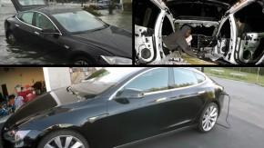 Este cara gastou R$ 20.000 para ter um Tesla Model S 100% funcional. Mas como?
