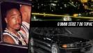 O BMW Série 7 no qual Tupac Shakur foi assassinado está à venda por US$ 1,5 milhão