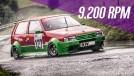 Você precisa ouvir o ronco de 9.200 rpm deste Fiat Uno de hillclimb