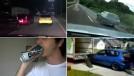 Famosos anônimos: os mais clássicos vídeos virais de carros